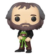Muppets Jim Henson with Kermit Pop! Vinyl Figure