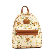 Pokemon Eevee Floral Mini-Backpack - Entertainment Earth Exclusive