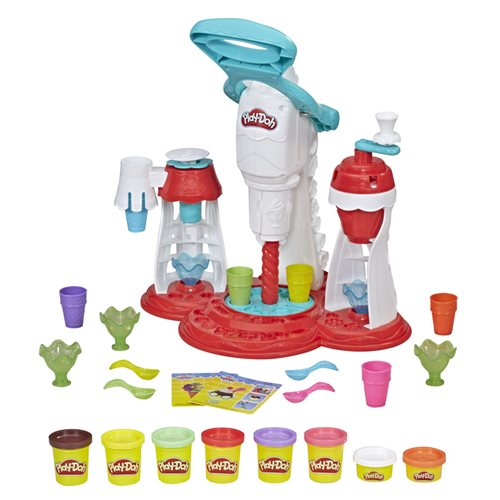 Charmant Play Doh Kitchen Creations Ultimate Swirl Ice Cream Maker