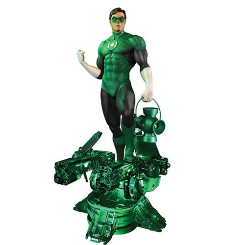 DC Super Powers Green Lantern Maquette Statue