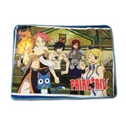 Fairy Tail Group In Bar Sublimation Throw Blanket