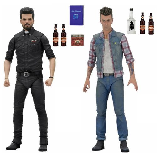 Preacher Jesse and Cassidy Action Figure Case