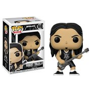 Metallica Robert Trujillo Pop! Vinyl Figure #60