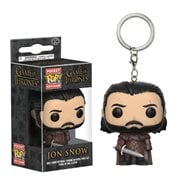 Game of Thrones Jon Snow Pocket Pop! Key Chain