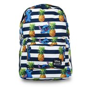 Lilo & Stitch Stripes Pineapple Print Backpack