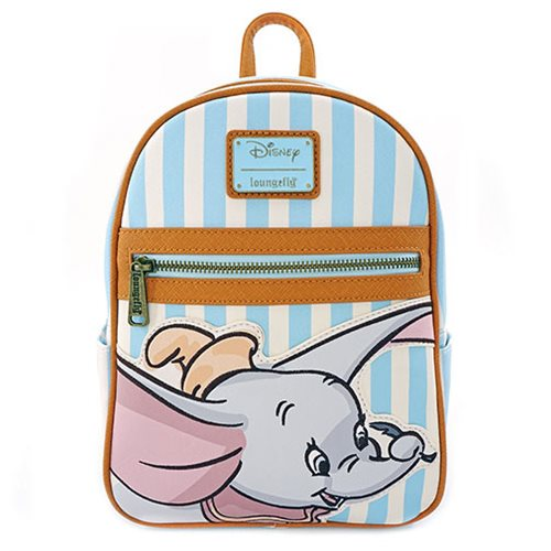 Dumbo Striped Mini-Backpack