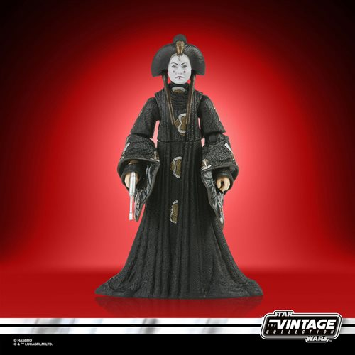 Star Wars The Vintage Collection Queen Amidala 3 3/4-Inch Action Figure