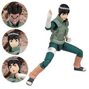 Naruto Shippuden Rock Lee SH Figuarts Action Figure