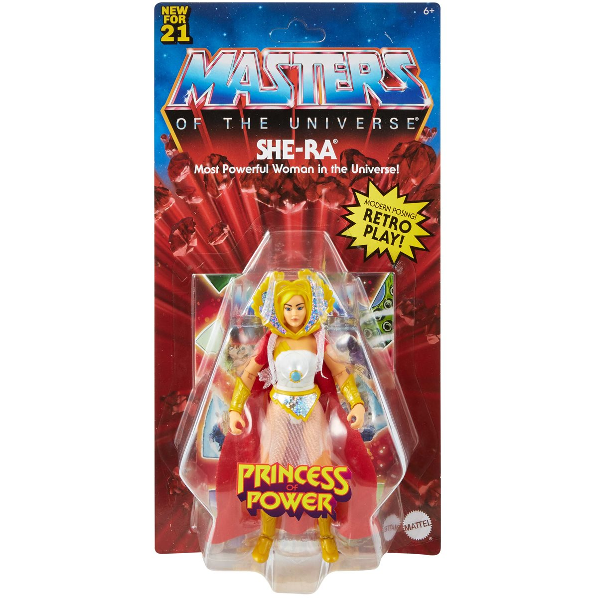 """Action Figure Super 7 She-Ra 5 1//2/"""" Masters of the Universe"""