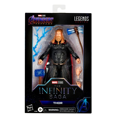 Avengers Infinity Saga Marvel Legends Series 6-inch Thor Action Figure