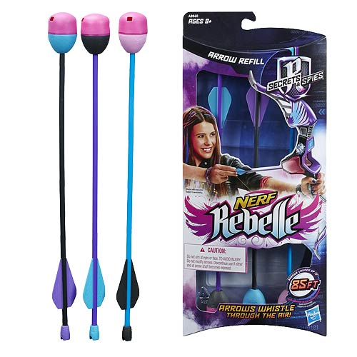 Nerf Rebelle Arrow Refill Set