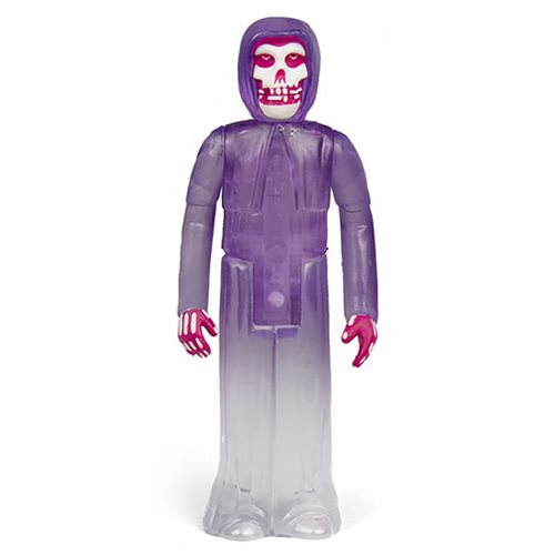 The Misfits Purple Fiend Walk Among Us 3 3/4-Inch ReAction Figure
