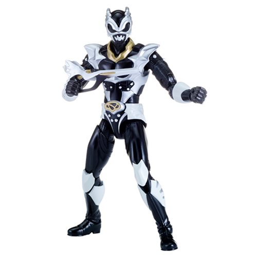 Power Rangers in Space Legacy Silver Psycho Ranger Action Figure - Entertainment Earth Exclusive