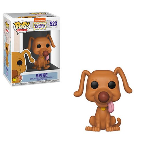 Rugrats Spike Pop! Vinyl Figure #523
