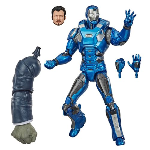 Avengers Video Game Marvel Legends 6-Inch Atmosphere Iron Man Action Figure