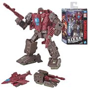 Transformers Generations War for Cybertron: Siege Deluxe Skytread (Flywheels)