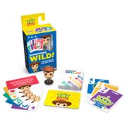 Toy Story Something Wild Pop! Card Game - English Edition