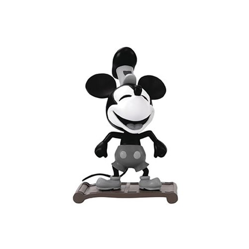 Mickey Mouse 90th Anniversary Steamboat Willie Mea 008 Figure
