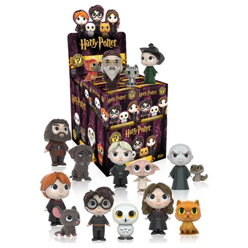 Harry Potter Mystery Minis Mini-Figure Random 4-Pack