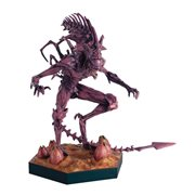Alien and Predator Figure Special Aliens Rogue Xenomorph King with Collector Magazine #6