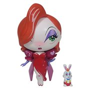 Disney The World of Miss Mindy Who Framed Roger Rabbit Jessica Rabbit Vinyl Figure