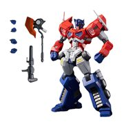 Transformers Optimus Prime Attack Mode Furai Model Kit