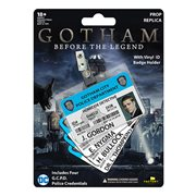 Gotham GCPD Police Credentials Set - San Diego Comic-Con 2019 Exclusive