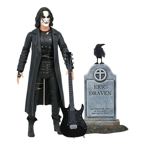 The Crow 7-Inch Scale Action Figure