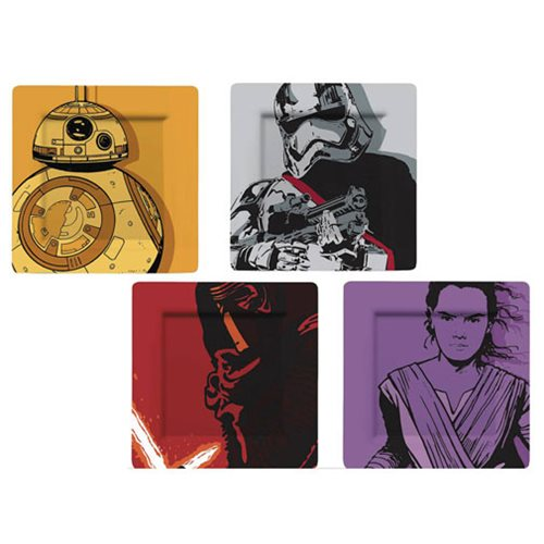 Star Wars: The Force Awakens Comic Plate Set
