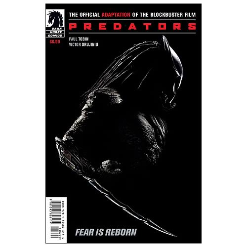 Predators Movie Comic Book