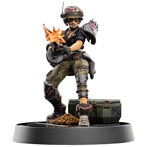 Borderlands 3 Moze Figures of Fandom Statue