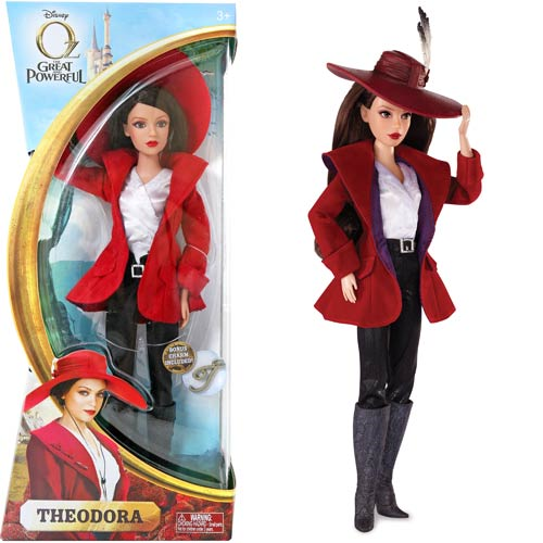 Oz the Great and Powerful Theodora Disney Fashion Doll