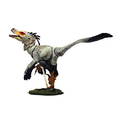 Beasts of Mesozoic Raptor Series Saurornitholestes 1:6 Scale Action Figure