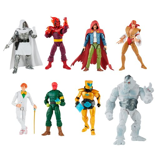 Marvel Legends Super Villains 6-Inch Action Figures Wave 1 Case