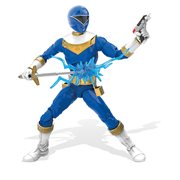 Power Rangers Lightning Collection Zeo Blue Ranger 6-Inch Action Figure