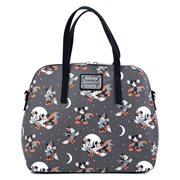 Disney Mickey and Minnie Halloween Crossbody Purse