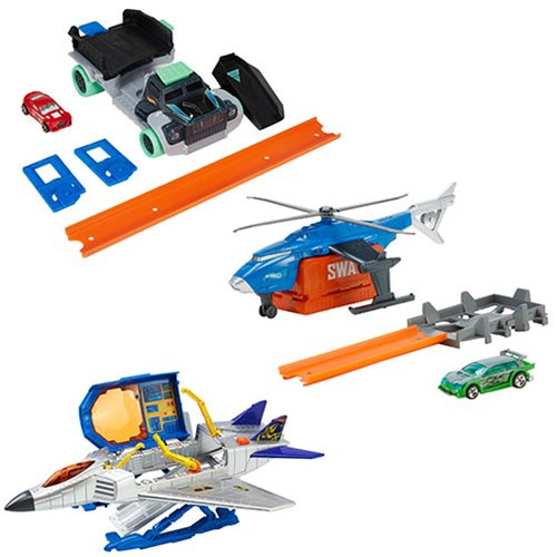 Hot Wheels Launch into Action Case
