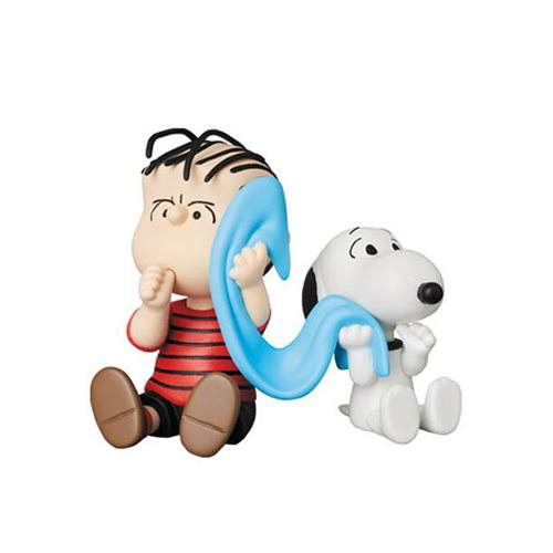 Peanuts Linus and Snoopy UDF Mini-Figures