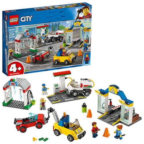 LEGO 60232 City Garage Center