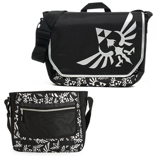 01ef478a62 The Legend of Zelda Messenger Bag - Entertainment Earth