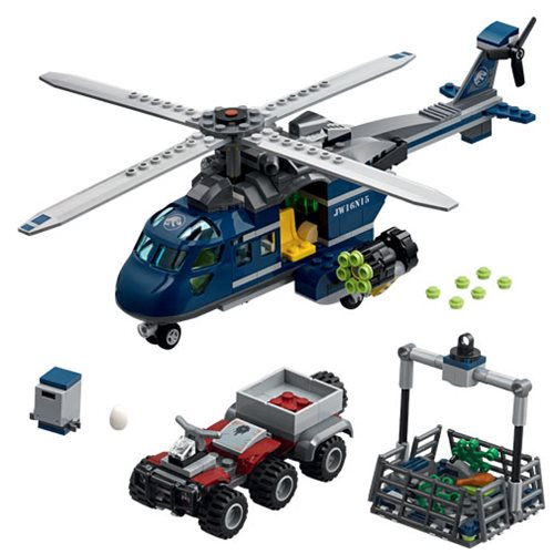 LEGO Jurassic World 75928 Blue's Helicopter Pursuit