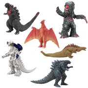 Godzilla 3 1/2-Inch Action Figure Wave 1 Case