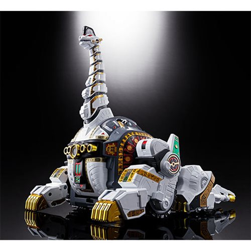 Mighty Morphin Power Rangers GX-85 Titanus Soul of Chogokin Action Figure