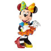 Disney Minnie Mouse with Bling Statue by Romero Britto