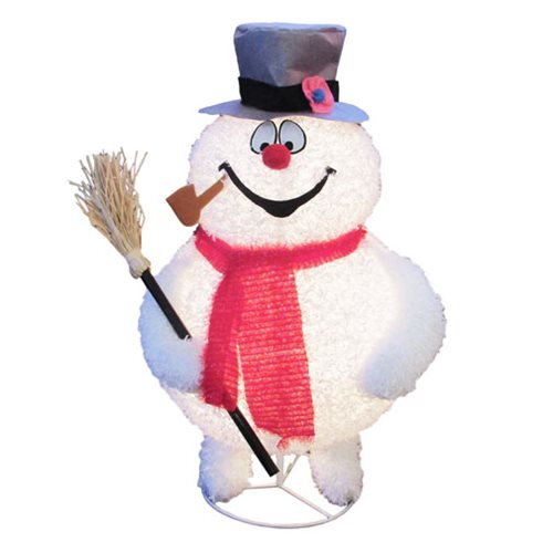 Frosty the Snowman 28-Inch LED Lawn Decoration