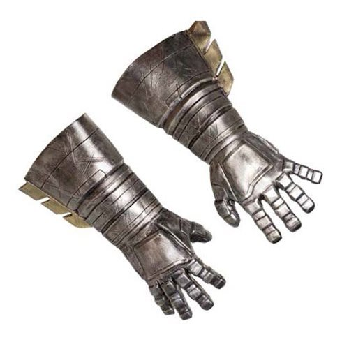Batman v Superman: Dawn of Justice Armored Batman Deluxe Latex Gauntlets