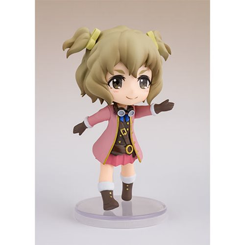 Kotobuki Squadron in The Wilderness Chika Figuarts Mini-Figure