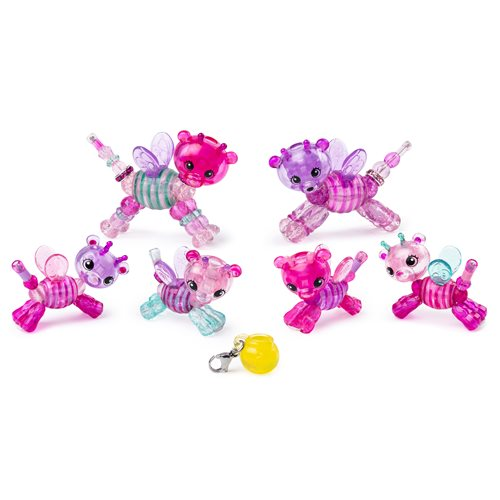 Twisty Petz Family Pack Bracelet Set Case