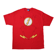 Flash New 52 Costume Red T-Shirt