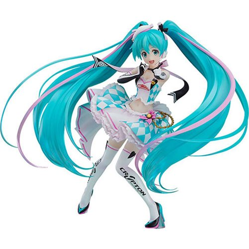 Hatsune Miku GT Project 2019 Annindoufu Version 1:8 Scale Statue